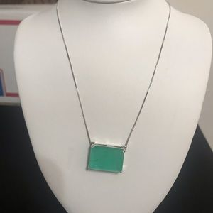 Emerald Colombian necklace